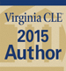 Virginia CLE 2015 Author