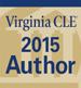Virginia CLE 2015 Author