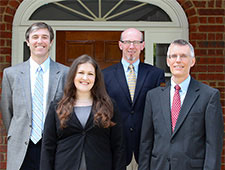 Attorneys at Rhodes, Butler & Dellinger, PC, Roanoke, VA