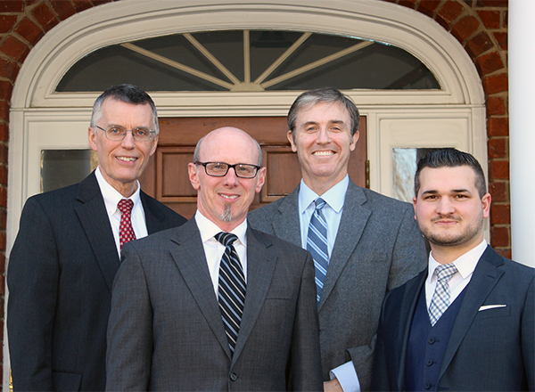 Attorneys at Rhodes, Butler & Dellinger, PC